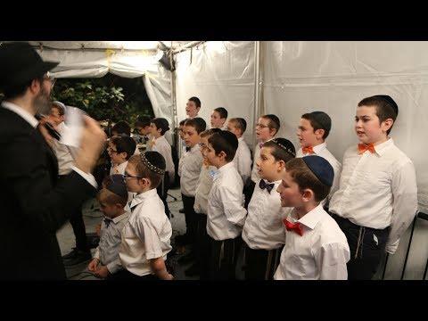 Choir Simchas Beis Hasho'eivo 5778