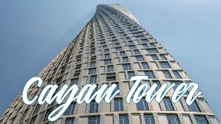 Infinity tower or cayan tower