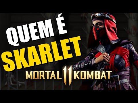SKARLET - TUDO O QUE VOCÊ PRECISA SABER - MORTAL KOMBAT 11 thumbnail