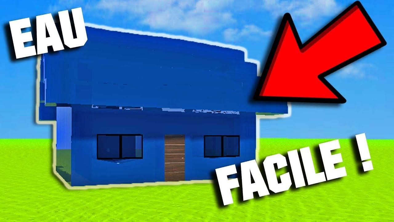 Comment faire une maison for Comment faire une petite maison minecraft