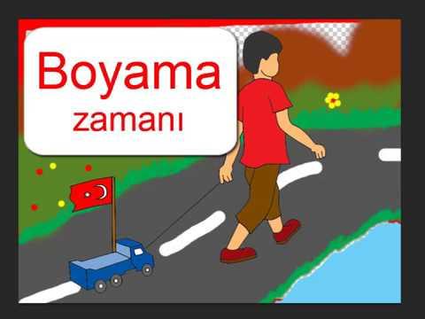 El Becerisi Resim Boyama 15 Temmuz Destani 1 Youtube
