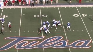FAU vs Tulsa Highlights - 9.5.15