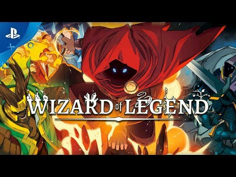 Wizard of Legend - Announcement Trailer | PS4