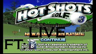 Hot Shots Golf 3 LIVE With BarborakGaming!