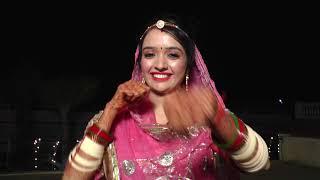 ROYAL MARRIAGE OF CHOUHAN & RATHORE FAMILY...ROYAL BANNA &  BAI SAA thumbnail
