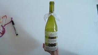 Gambar cover Vase basteln- Basteln mit der Bastelfee