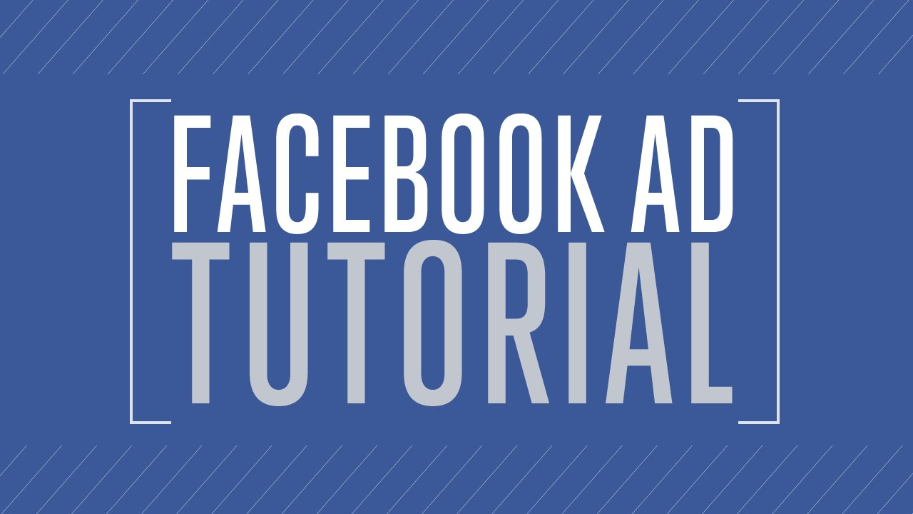 How to set up facebook.