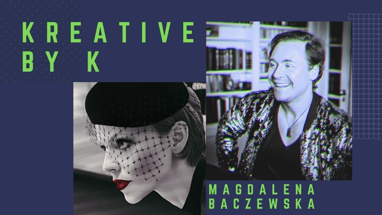 Magdalena Featured on New Podcast, Kreative by Konstantin
