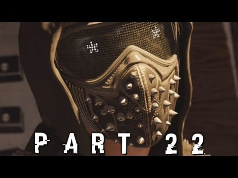 Watch Dogs 2 - SPIDER TANK - Walkthrough Gameplay Part 22 (PS4 PRO)