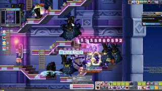 [Maplestory Beyond] Demon Slayer new V skills demonstration