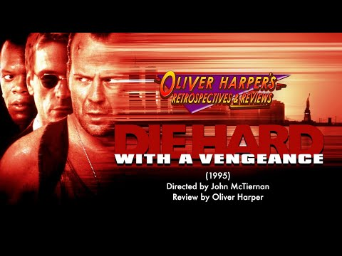 DIE HARD with a Vengeance (1995) Retrospective / Review