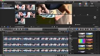 Split Screen Synchronised Video - Final Cut Pro X