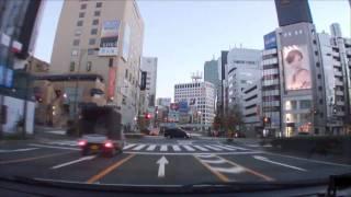(HD) Morning drive in Tokyo 06 -早朝の渋谷~六本木周辺ドライブ- thumbnail