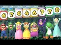 Super Mario Party ◆ All Character Dice Blocks