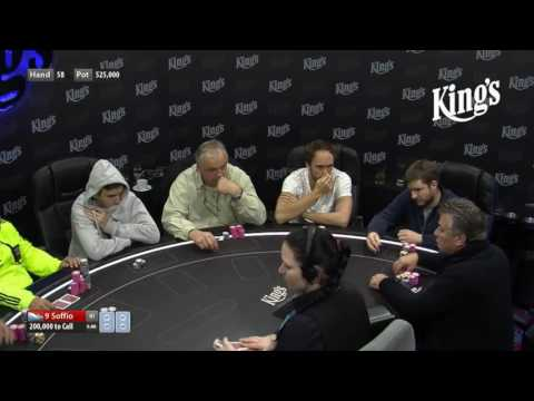 GERMAN POKER DAYS - FINAL TABLE 11/2016 - Kings Casino