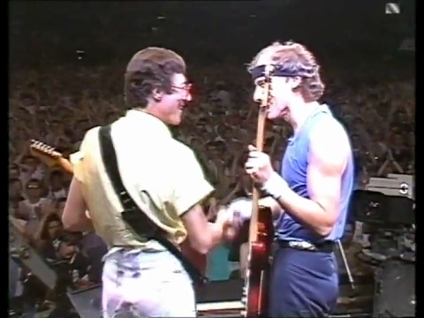 Going Home (Local Hero) — Dire Straits & Hank B. Marvin 1985 Wembley, London LIVE pro-shot