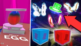 easy * new * LEGENDARY hats and ZWIERZEKI in BUBBLE GUM SIMULATOR! | ROBLOX easy