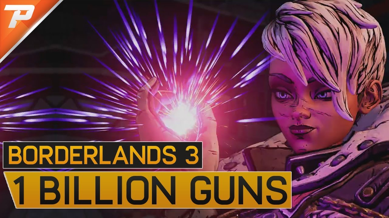 Borderlands 3 What To Expect