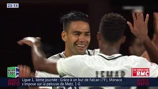After Foot du vendredi 18/08 – Partie 2/4 - Débrief de Metz/Monaco (0-1)