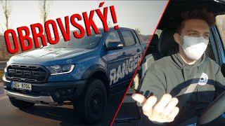 Tohle auto nepotřebuju ... ALE CHCI HO! | Ford Raptor (Ranger)