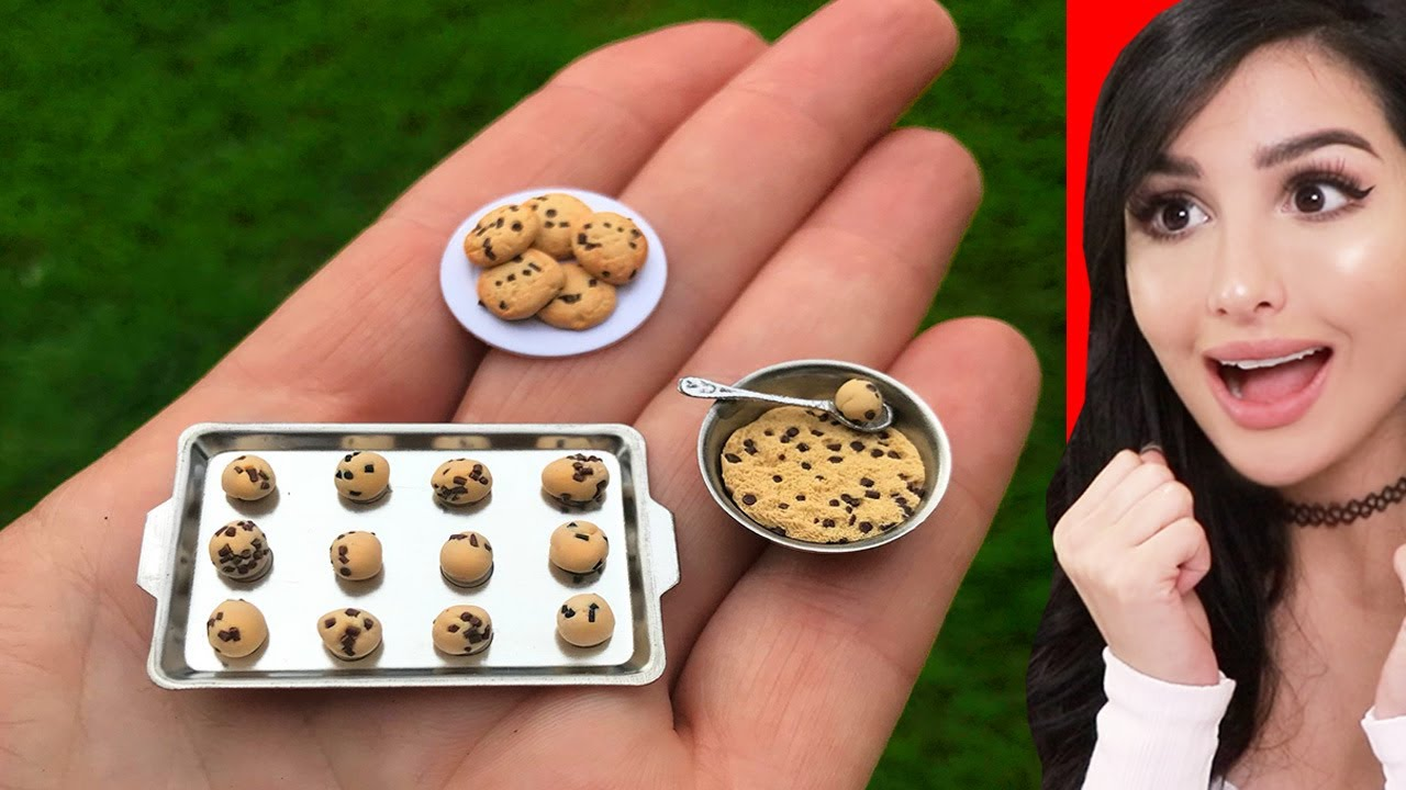 Real Mini Foods You Can Actually Eat