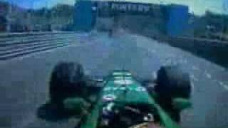 Tribute to Eddie Irvine by Ády Irvine.wmv