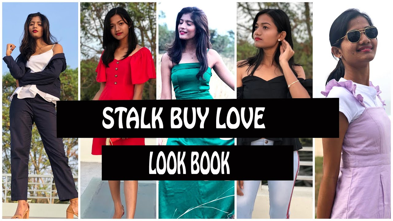 STALK BUY LOVE | SUMMER OUTFITS | SUMMER STYLE | WHAT TO WEAR IN SUMMER