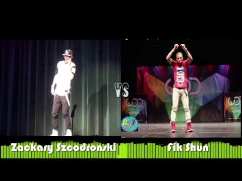 Chain Hang Low | Zackary VS Fik Shun