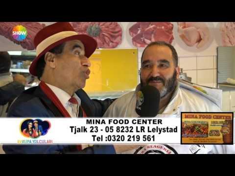 AVRUPA YOLCULARI 45  BÖLÜM MINA FOOD CENTER