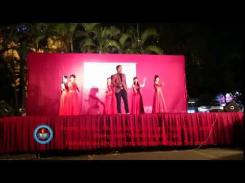 Trường Phú Mỹ tham gia hội thi karaoke