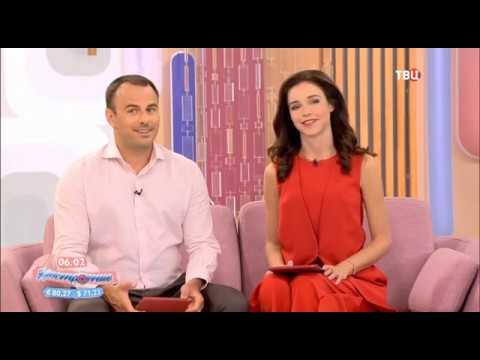 рестарт эфира и начало программы Настроение на ТВЦ (13.07.2020)
