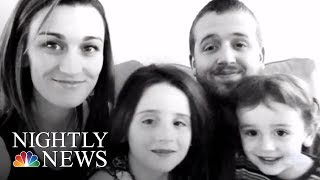 Video Shows Fatal Police Shooting Of Unarmed Father In An Arizona Hotel | NBC Nightly News