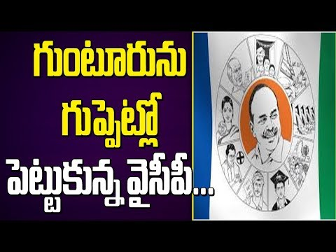 Reporter's Live : Live Updates From Guntur ll YCP Clean Sweep In Guntur District