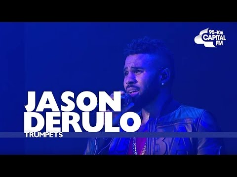 Jason Derulo- 'Trumpets' (Jingle Bell Ball 2015)