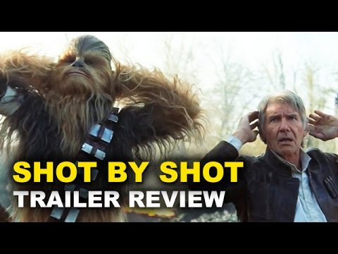 Star Wars The Force Awakens Trailer 3 Review aka Reaction FINAL - Beyond The Trailer
