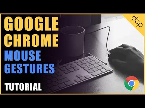 Crx Mouse Gestures Tutorial - Google Chrome