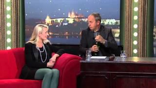1. Anna Polívková - Show Jana Krause 17. 1. 2014