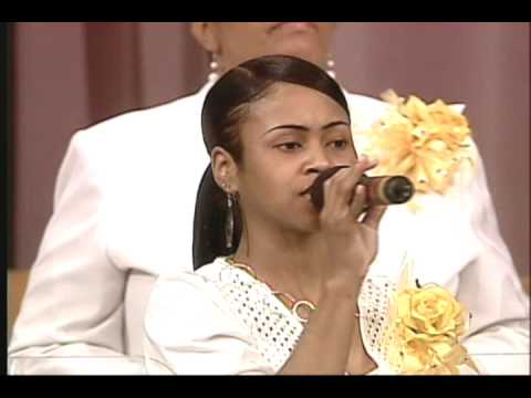 Evangelist Bridgette Wright Praise and Worship pt2: TOD COGIC