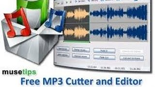 Free MP3 Cutter and Editor افضل برنامج لقطع وتحرير الصوتيات