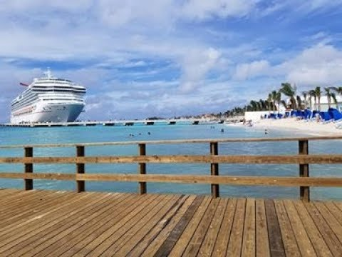 Carnival Splendor | Cruise to the Eastern Caribbean (Ocho Rios, Amber Cove, Grand Turk) | Version 2