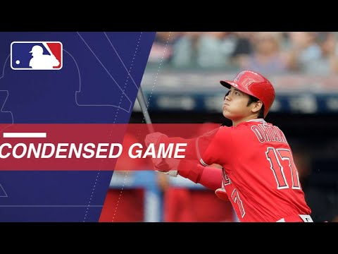 Condensed Game: LAA@CLE - 8/3/18