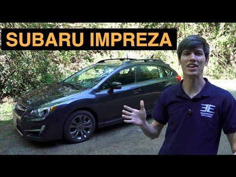 2015 Subaru Impreza Sport - Review & Test Drive