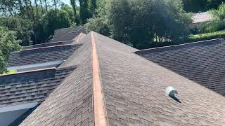 What happens when the shingles lose granules? | Sharpe Roofing University