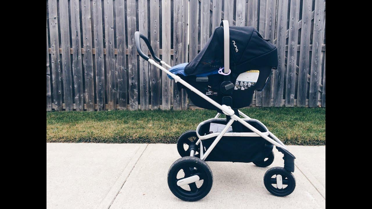 Nuna Pipa Baby Car Seat Review