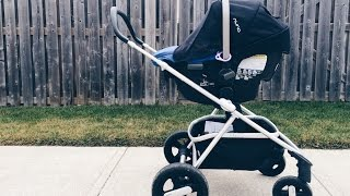 Nuna PIPA Baby Car Seat REVIEW