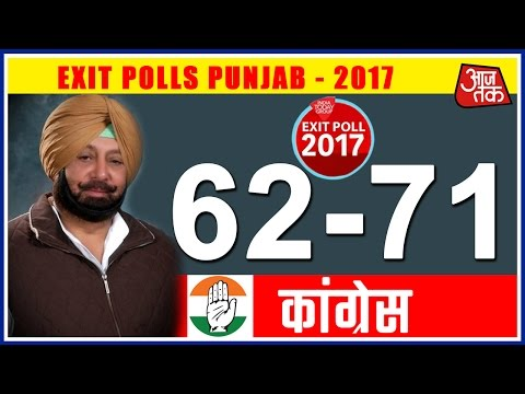 Assembly Election Exit Poll Results 2017 At AAJ TAK: Online Streaming And Telecast