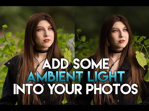How to Combine Flash and Ambient Light for Better Outdoor Portraits