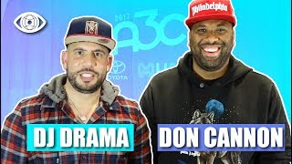 DJ Drama and Cannon On Lil Uzi Vert, Lil Wayne, T.I., Gangsta Grillz, Generation Now, and Atlanta