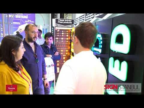 21. Uluslararası Endüstriyel Reklam Ve Dijital Baskı Teknolojileri Fuarı Sona Erdi!