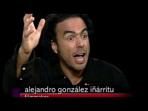 "Alejandro G Inarritu, Benicio Del Toro and Melissa Leo interview on ""21 Grams"" (2003)"
